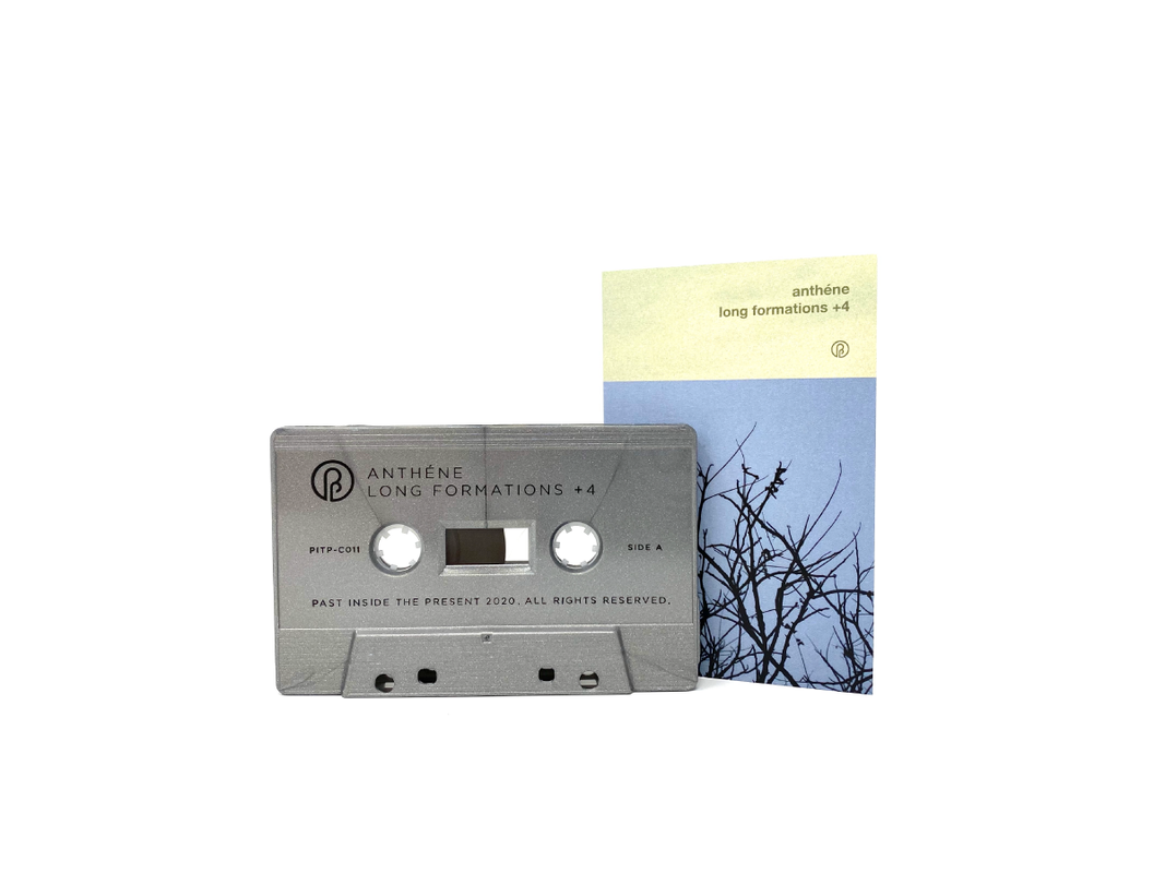 anthene bradley sean alexander deschamps pitp past inside the present label ambient drone cassette polar seas recordings silver