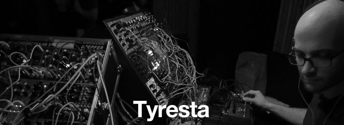 Tyresta Nick Turner Past Inside the Present Ambient Label PITP blog drone